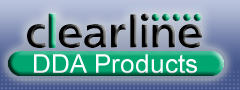 Clearline DDA Products
